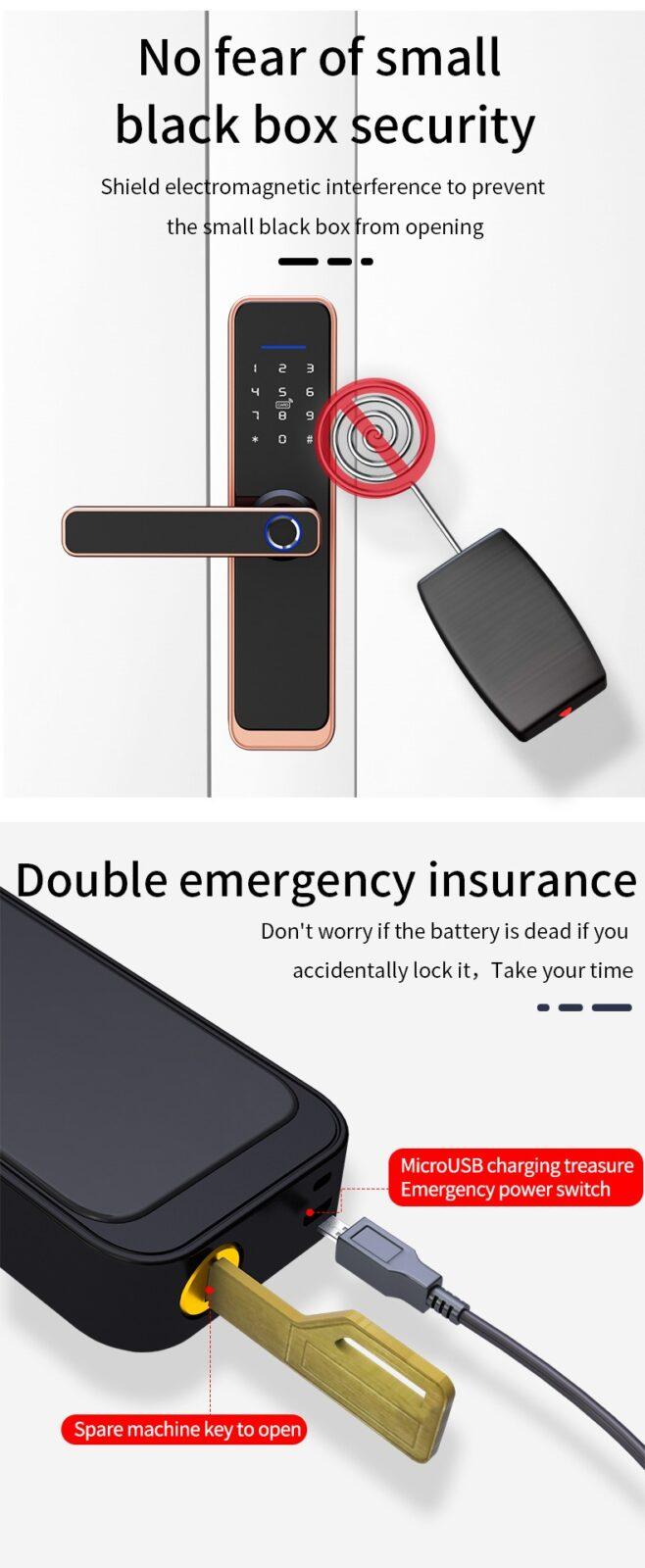 AIHT-X2 smart lock